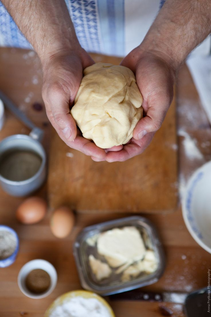 Dough is ready