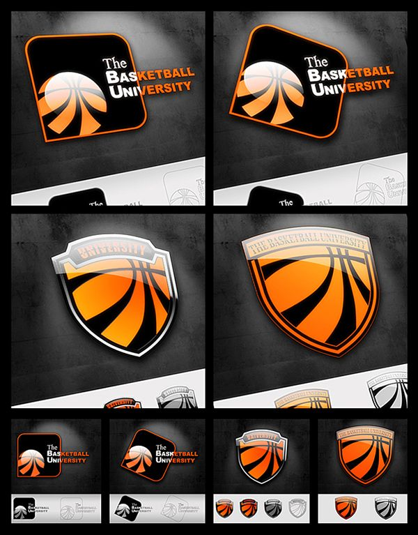 Best 25+ Basketball logo design ideas on Pinterest | Basketball ...