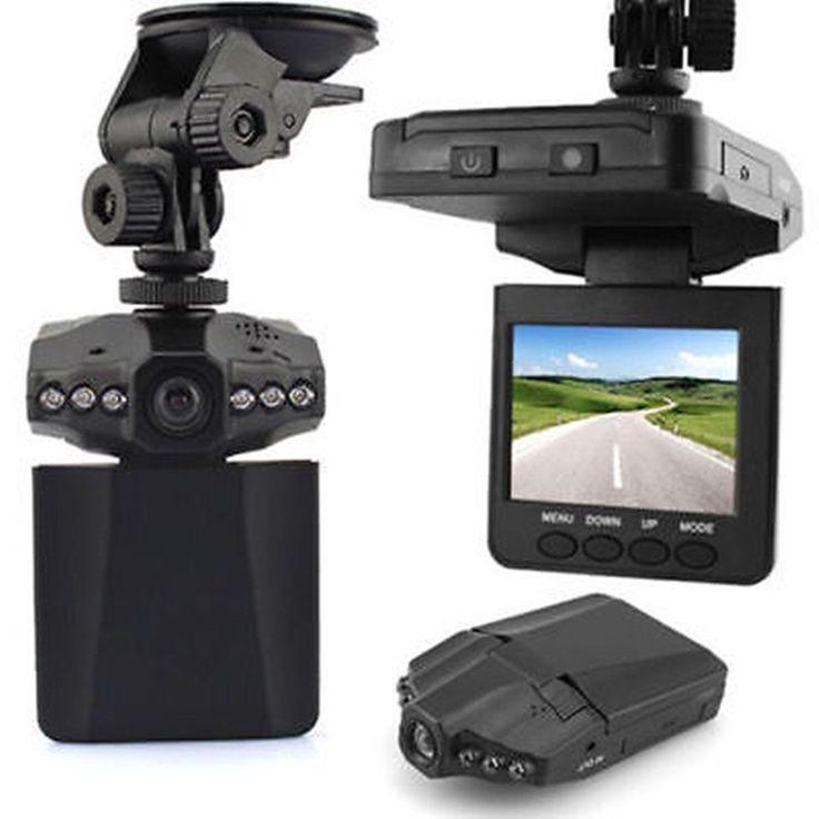 KLAREN New 2.5 Full HD Car DVR Vehicle Camera Video Recorder Dash Cam IR Day 6