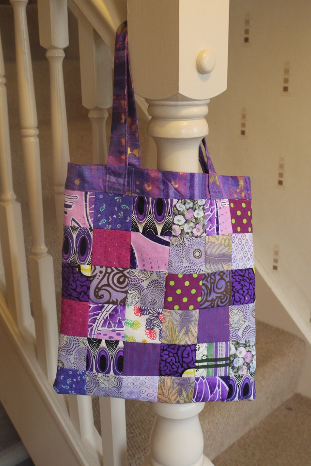 Patchwork Bag Kit £9.50