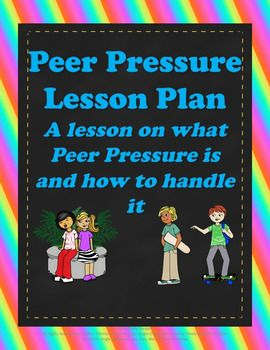 how to handle peer pressure Adults face peer pressure just as adolescents do, although it may not be as overt  learn how to find your  how to handle adult peer pressure.
