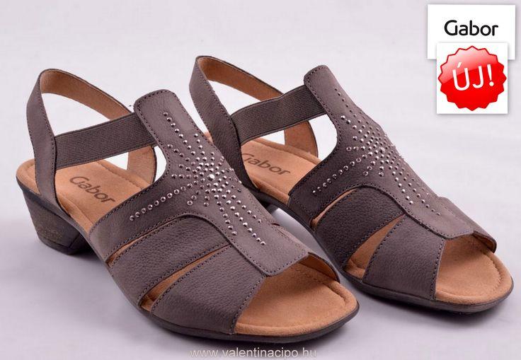 Kényelmes Gabor szandál ajánlatunk, a melegebb napokra.  http://valentinacipo.hu/44-540-13  #Gabor #Gabor_cipő #Gabor_cipőbolt #Gabor_webshop