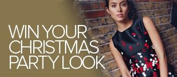 Win! Your Christmas Party Look with Balance Me and Karen Millen