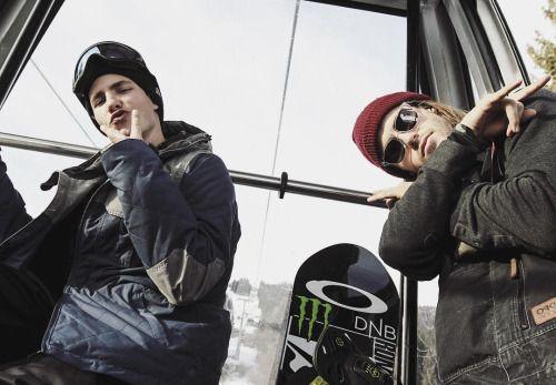Stale Sandbech with Sven Thorgren