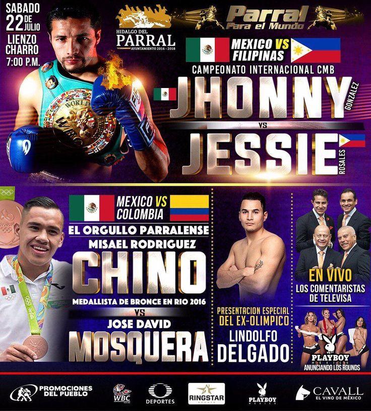 PURO BOXEO MEXICANO 🇲🇽 @jhonnygbox @misaelotee @lindolfodelgado ESTE 22 DE JULIO #Boxeo #Boxing