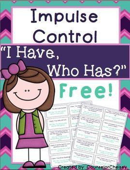 Fun, active way to teach students impulse control and to think about consequences. FREE!