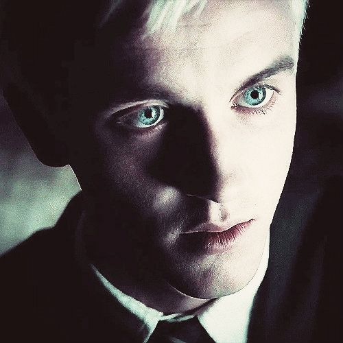 Oh, what am I doing? Just drowning in the beautiful eyes of Draco Malfoy, that's all.