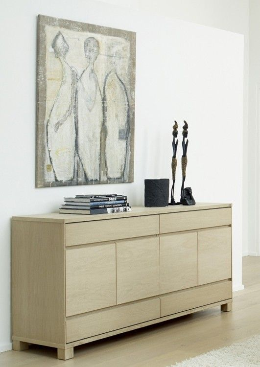 The #314 sideboard by Skovby is a very popular contemporary piece designed for any modern styled living room, bedroom, and more. #sideboard #livingroom #furniture #modernfurniture