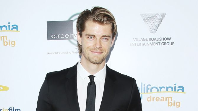 Luke Mitchell Agents of Shield Casting!  Yay for the Australians! :)
