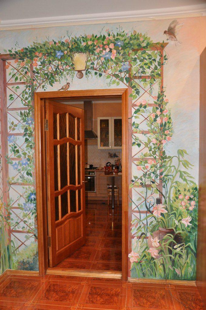 РОСПИСЬ СТЕНu0027s Photos U2013 12 Albums | VK · Painted Wall MuralsPainted ... Part 43