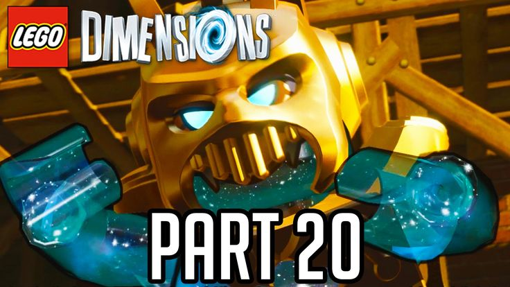 LEGO Dimensions Walkthrough Part 20 - WITCH AND WIZARD!! (Gameplay PS4/X...