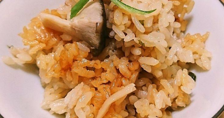おかわり必須✨松茸風エリンギご飯✨ by toshimasu 【クックパッド】 簡単おいしいみんなのレシピが277万品