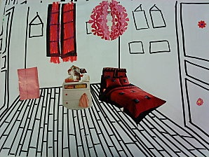 Reproduction modernis e d 39 une oeuvre de van gogh la chambre d 39 arles - La chambre a coucher van gogh ...