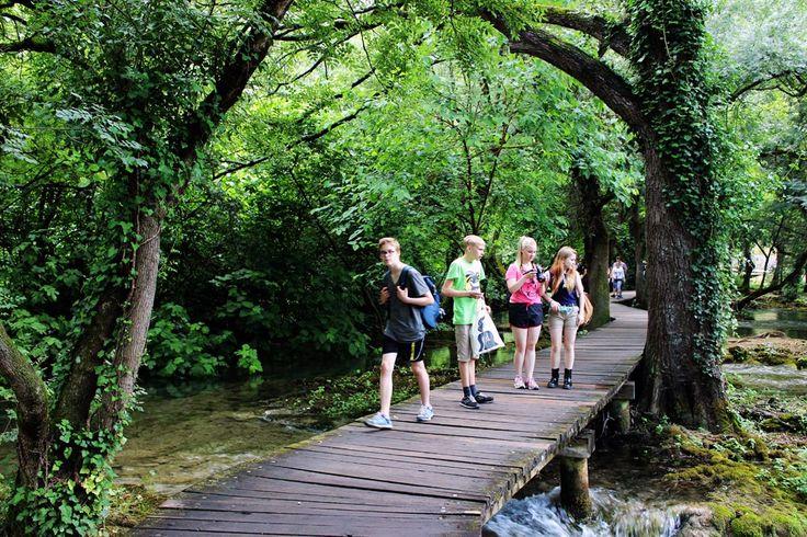 The ultimate green Krka Nationalpark.