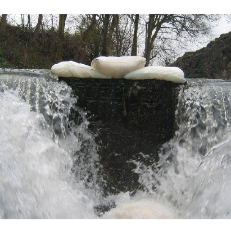 Floodsax, un petit sac pour prévenir les inondations