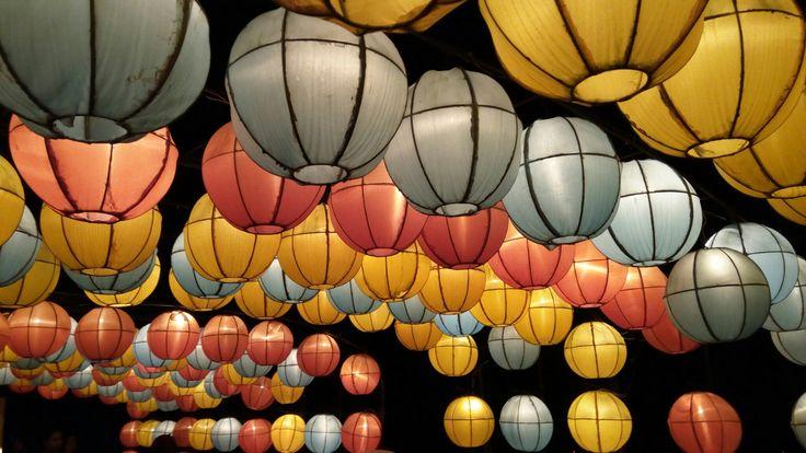 Taman Lampion, Jogjakarta