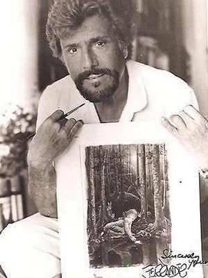 Juan Ferrándiz, ilustrador de la niñez