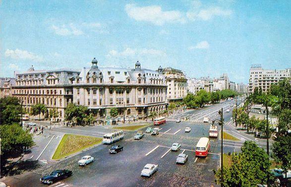 Blv. Nicolae Balcescu - 1967