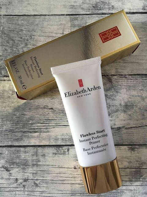 Melanie's Nook: Review : Elizabeth Arden Flawless Start Instant Pe...