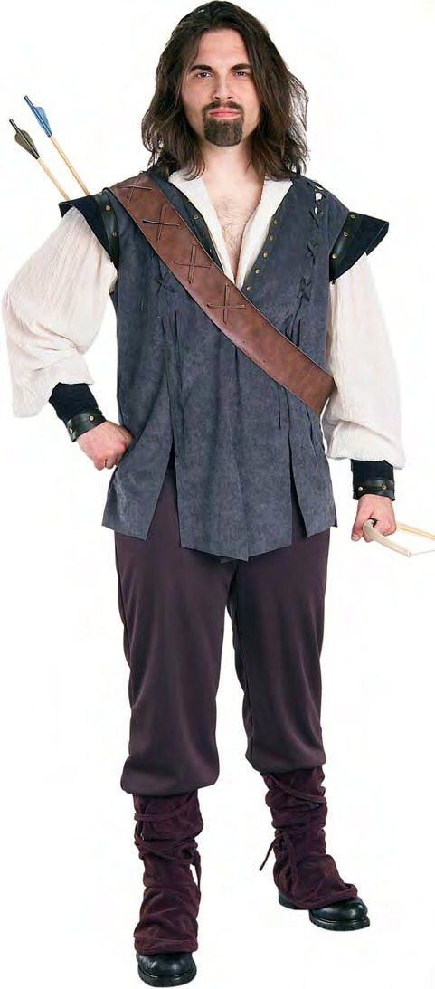Robin Hood Costume - Renaissance and Medieval Costumes