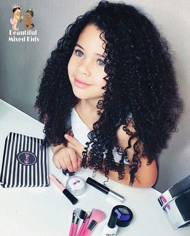 "18.4k Likes, 103 Comments - Beautiful Mixed Kids (@beautifulmixedkids) on Instagram: ""Aleena & Athena • Jamaican, Puerto Rican, African American & Caucasian ❤ FOLLOW…"""