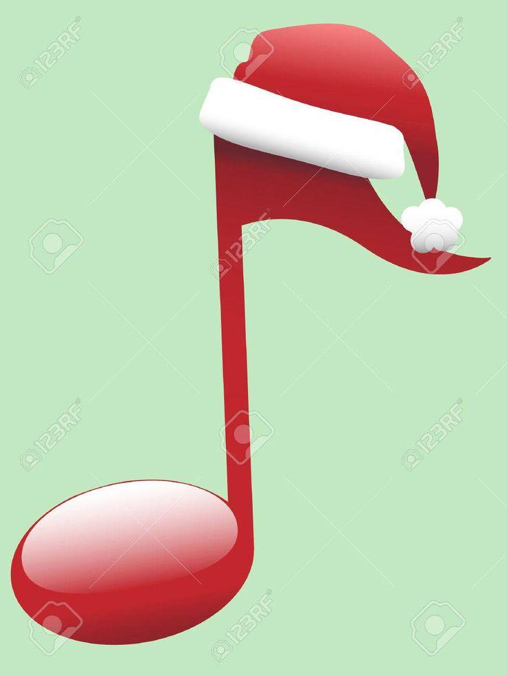 carolling santa cartoons copyright free - Google Search