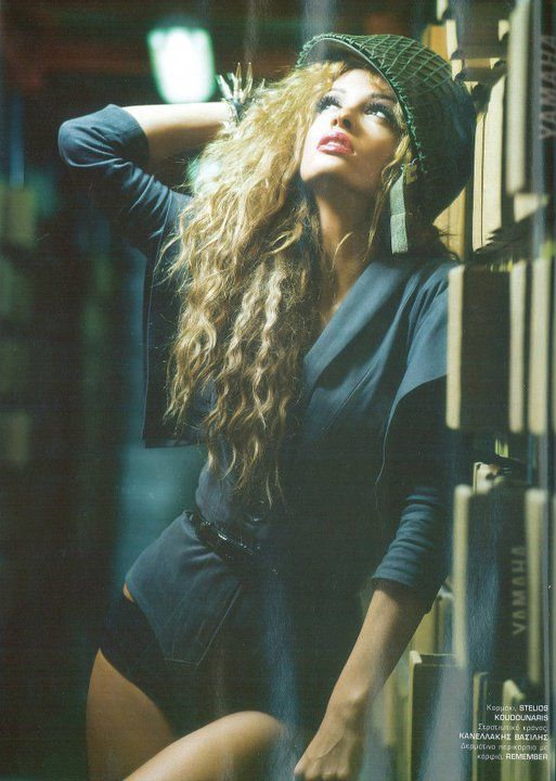 Eleni Foureira - Greek singer