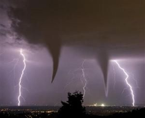 Oklahoma Weather,,Lived there and it scared the hell out of me. But, loved the thunderstorms.