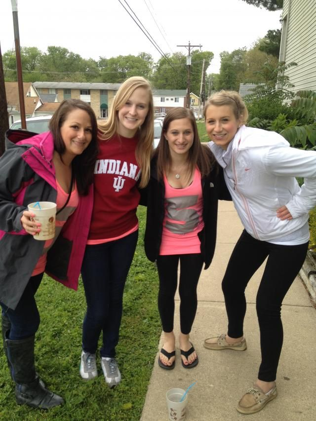 You Can Still be Involved as an Independent Woman! - Lauren Jane, an Indiana Girl   We Are IU