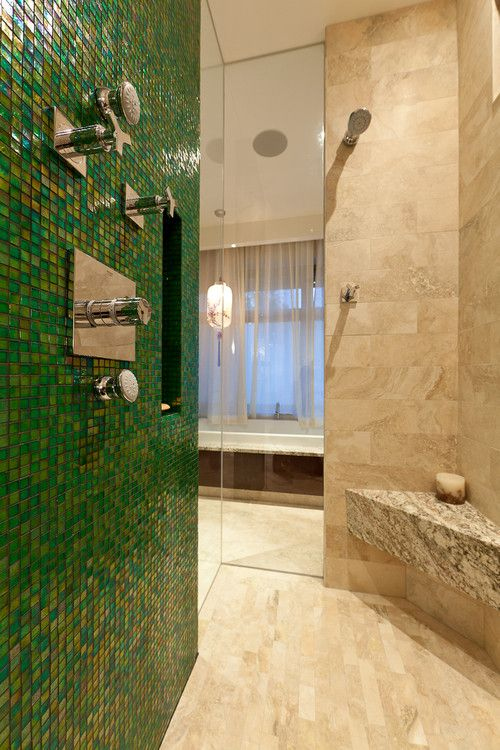 Best Master Bath Images On Pinterest Bathroom Ideas Green