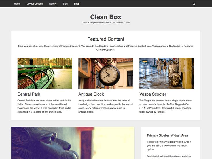 23 best Best Free Responsive WordPress Blog Themes images on ...
