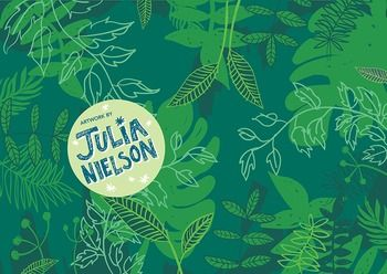 This jungle background scene is hand illustrated and has been supplied in dark and light green colour palettes as well as black and white. Simply place text over the background image once you have imported these images into your editing program, eg. Word, Powerpoint.