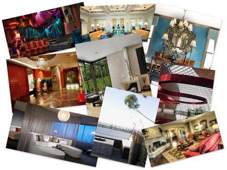 40 Bright Interior Design HD Wallpapers (Set 6)