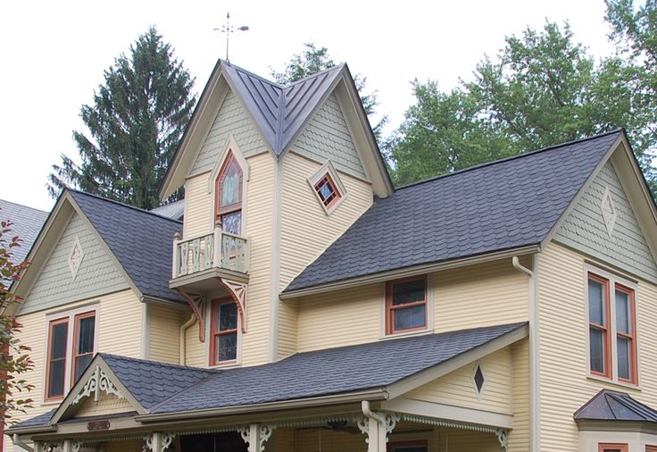 Cross Gable Cross Gable Roofs Have No More Than Two Or
