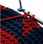 How to do tapestry crochet