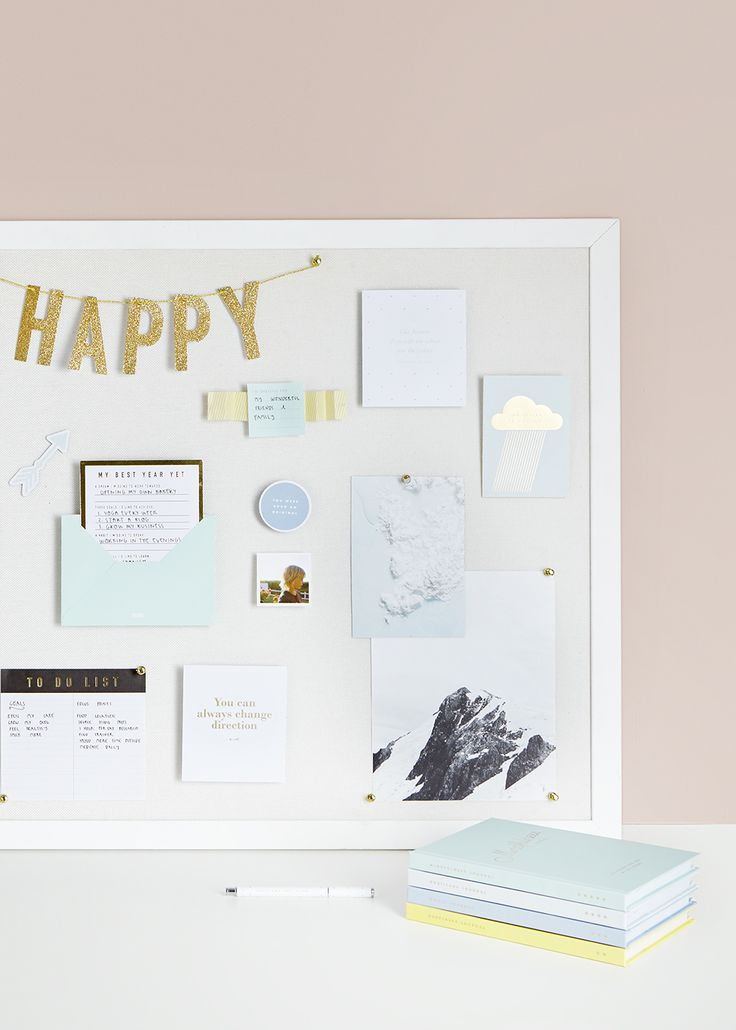 Find out how to set up a vision board and love being inspired to achieve your dreams, goals and new year's resolutions