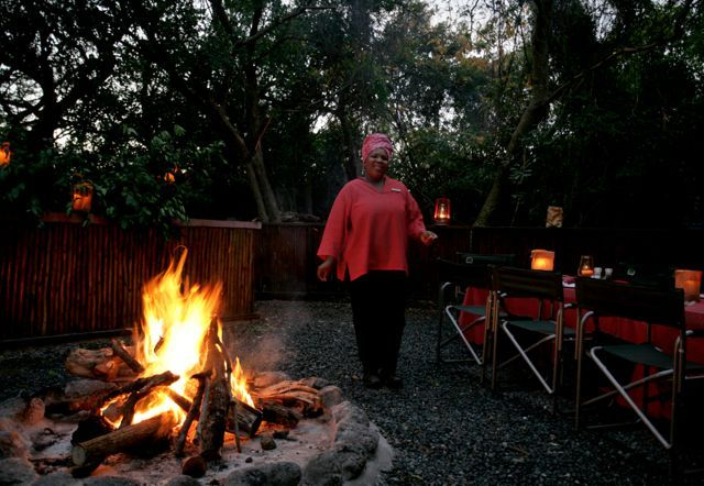 Makakatana - Dinners in the Boma under the African skies