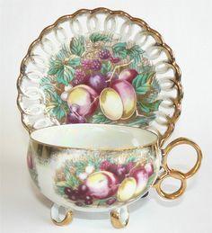 Teacups (Royal Sealy) on Pinterest | Royals, Tea Cups and Tea Cup Saucer