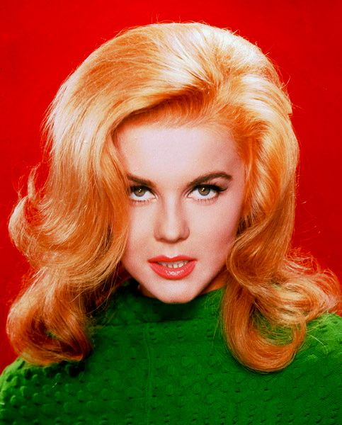 Ann-Margret is/was/always will be so incredibly beautiful.
