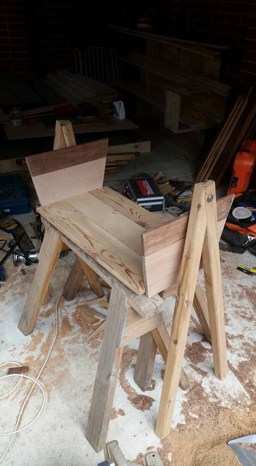 How To Build A Baby Diy Wooden Bassinet In 2019 Kids Rooms