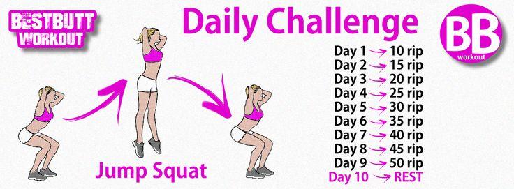 BB-workout 2: esercizi glutei challenge