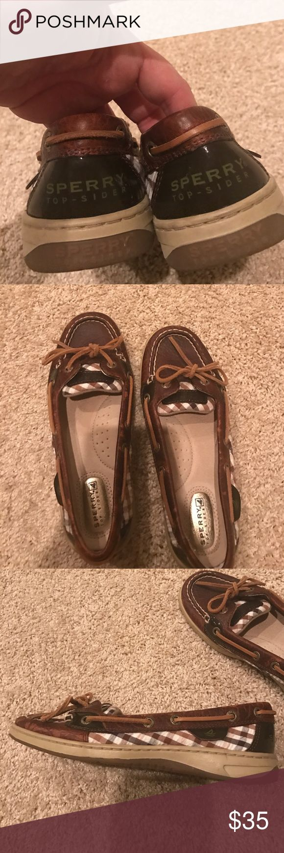 Sperry Top Sider Sperry Top Sider boat shoes New without tags. Never been worn Sperry Top-Sider Shoes Flats & Loafers