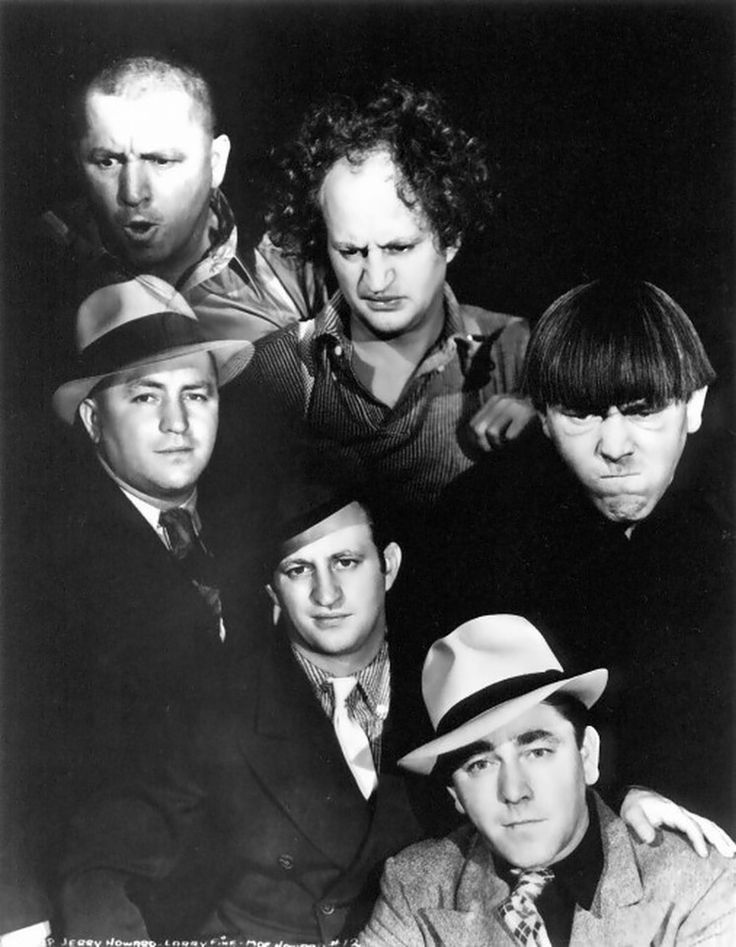Image detail for -the three stooges - Three Stooges Photo (29236808) - Fanpop fanclubs