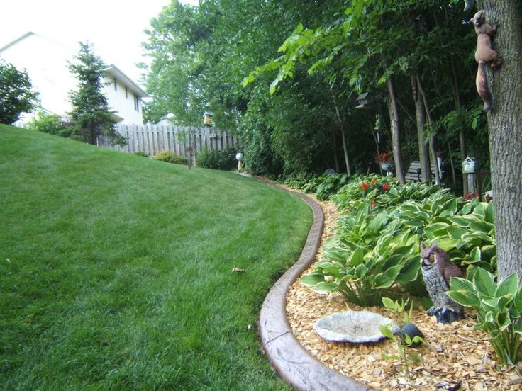16 best curb appeal concrete curbing edging borders images on