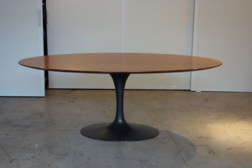 saarinen oval dining table original vintage ebay tisch stuhl pinterest vintage oval. Black Bedroom Furniture Sets. Home Design Ideas