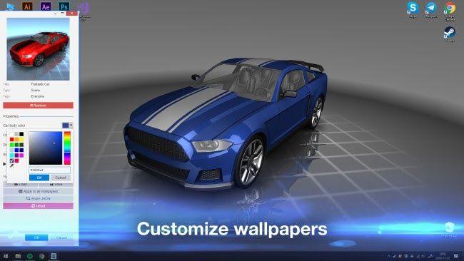 Wallpaper Engine Free Download Build 1 0 981 Incl Workshop Steam Workshop Wallpaper Engine Col Cute Wallpaper For Phone Videos Design Cute Wallpapers For Ipad
