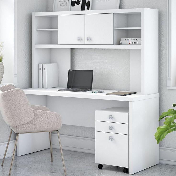 Kathy Ireland Office By Bush Echo Configurable Office Set