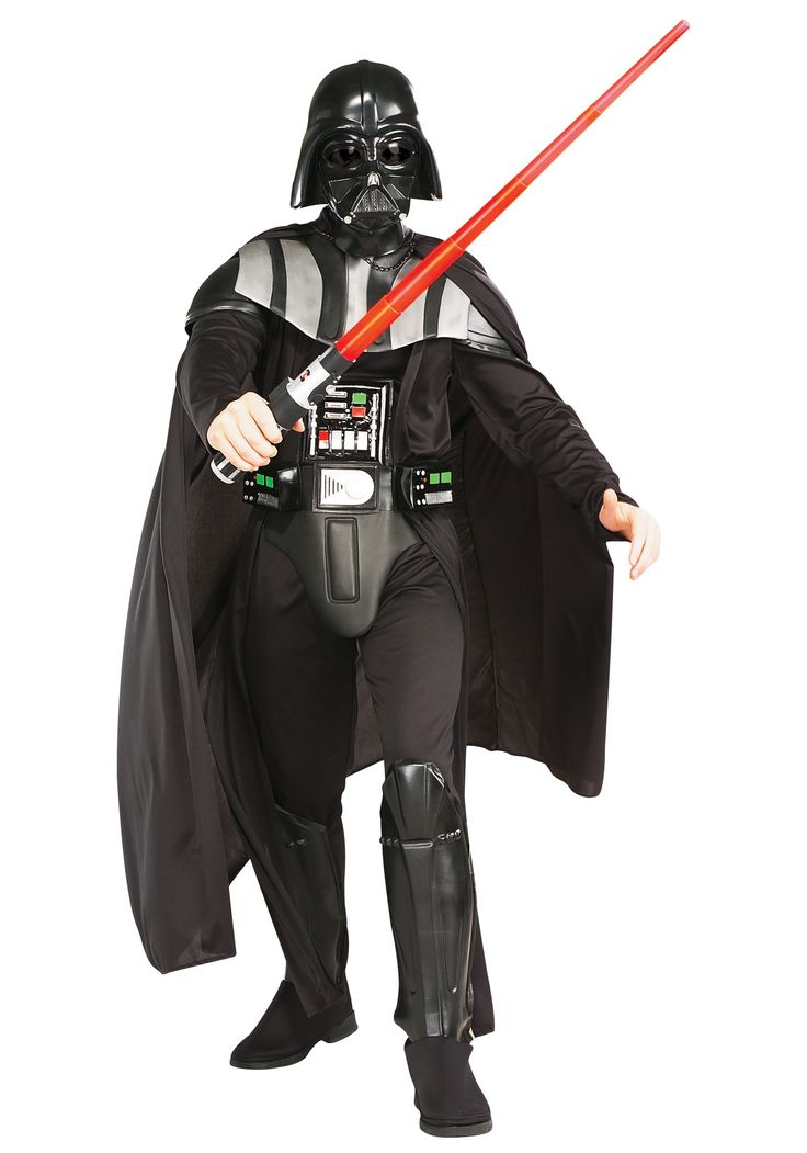 Deluxe Adult Darth Vader Costume