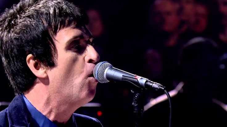 Johnny Marr - Bigmouth Strikes Again (Later with Jools Holland) (04/06/13)