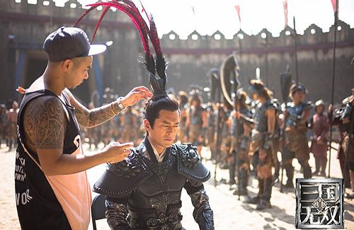 """Louis Koo's """"Dynasty Warriors"""" Completes Filming"""